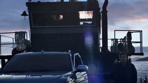 Pintail Stars In Lincoln Navigator Commercial