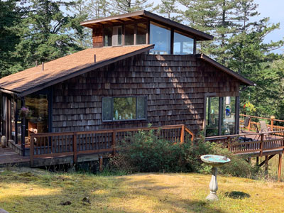 Rentals available in the San Juan Islands