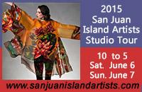 SJI Artists Studio Tour - June 6 and 7