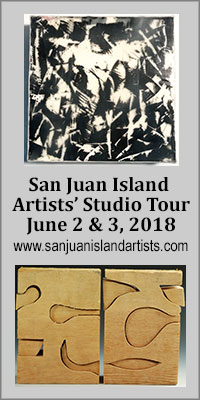 San Juan Island Artists Tour June 6-7