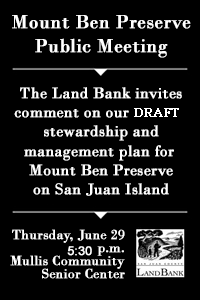 Mount Ben Preserve meeting June 29