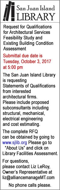 San Juan Island Library