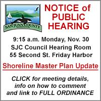 San Juan County Public Hearing August 21