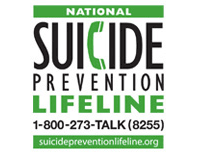 Suicided Prevention Lifeline