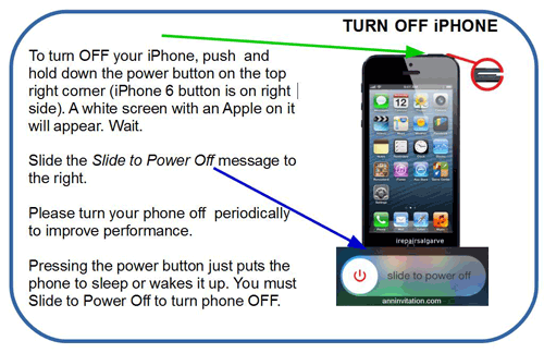 turn off iphone 6 turn gadget yes storage yes 4609