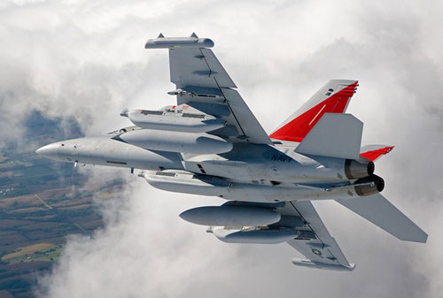 Group sues Navy for more info on jet noise over Olympic