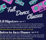 Island Rec- Fall Youth Dance Classes