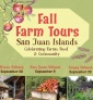 Sept. 30: Farm Tours on Orcas Island