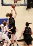 Friday Harbor girls beat Orcas Island 37-31