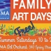 July 4-Aug. 29: Family Art Days at IMA