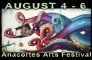 August 4-6: Island artists in Anacortes Arts Festival 2017