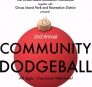 Nov. 24: Evening of Community Dodgeball in Eastsound