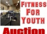 May 14: Fitness for Youth Auction fundraiser