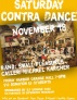 Nov. 18: Contra dance at SJ Grange