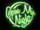April 8: Open Mic for Writers