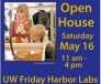 May 16: UW FH Labs Annual Open House