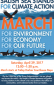 April 29: Salish Sea Stands for Climate Action March