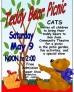 May 9: CAT's Annual Teddy Bear Picnic