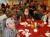More than 500 diners at Community Thanksgiving Dinner