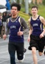 Rain, wind no match for FHHS track team - SLIDESHOW